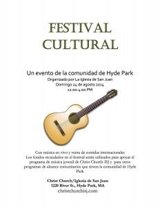 CCISJ Cultural festival flyer JPEG 2014