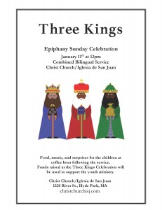 Three Kings Flyer English 2014