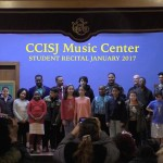 CCISJ Recital Jan 2017 Students pic